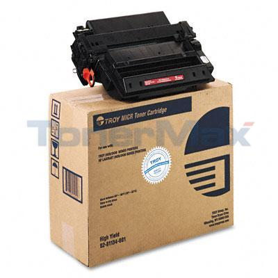 TROY 2420 2430 MICR TONER SECURE CTG 12K